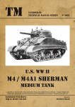 U-S-WW-II-M4-M4A1-SHERMAN-Medium-Tank