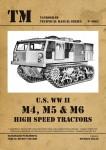 RARE-U-S-WW-II-M4-M5-and-M6-High-Speed-Tractors-SALE