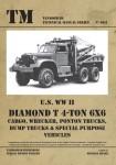 U-S-Army-Diamond-T-4-ton-6x6-Cargo-Wrecker-Ponton-Trucks-Dump-Trucks-and-Special-Purpose-Vehicles