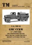 U-S-WW-II-GMC-Air-Compressor-Trucks-Mess-Trucks-Radio-Trucks-and-Rocket-Launcher-Trucks
