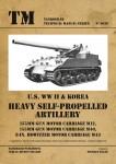 U-S-WW-II-Heavy-Self-Propelled-Artillery-M12-M40-M43