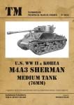 U-S-WW-II-and-Korea-M4A3-Sherman-76mm-Medium-Tank