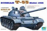 1-35-Soviet-T-55-model-1958-Main-Battle-Tank