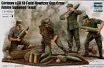 1-35-German-WWII-s-FH-18-Field-Howitzer-Gun-Crew