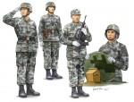 1-35-PLA-tank-crew