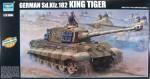 1-16-King-Tiger-Tank-2-in-1-Kit-Henschel-and-Porsche-Turrets