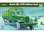 1-35-Soviet-ZIL-157K-Military-Truck
