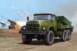 1-35-Russian-9P138-Grad-1-on-Zil-131