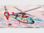 1-48-Aerospatiale-SA365N-Dauphin-2-Helicopter