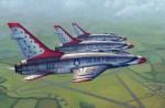 1-48-F-100D-Thunderbirds