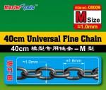 40CM-Universal-Fine-Chain-M-Size-1-0mmX1-8mm-retez