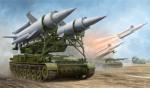 1-35-Soviet-2K11A-TEL-w-9M8M-Missile-SA-4-Ganef