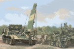 1-35-Russian-BREM-1M-Armoured-Recovery-Vehicle