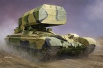 1-35-Russian-TOS-1-Multiple-Rocket-Launcher-Mod-1989