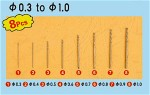 Twist-Drilling-Auger-Bit-set-1-0-3-to-1-0mm-vrtacky