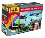 1-72-Normandy-Air-War-P-51-Mustang-FW-190A-2-sady-figurek
