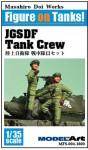1-35-JGSDF-Tank-Crew-Set