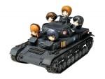 1-35-Girls-und-Panzer-Panzer-IV-Ausf-D-Ankou-Team-w-Deformed-Ankou-Team-Panzer-Jacket-ver-