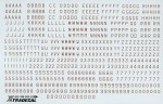 1-48-RAF-WWII-Bomber-Serial-Letters-and-Numbers-8-red-RAF-Codes
