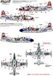 1-72-Lockheed-T-33A-Lockheed-P-80C-Shooting-Star-Part-1-7