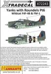 1-72-Yanks-with-Roundels-Pt-6-Grumman-Mk-IV-Mk-V-Wildcats-F4F-4-8