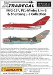 1-72-Mikoyan-MiG-17F-PZL-Mielec-Lim-5-and-Shenyang-J-5-Collection-12