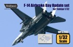 RARE-1-32-F-14-Airbrake-bay-set