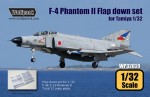 1-32-F-4-Phantom-II-Hard-Wing-Flap-down-set
