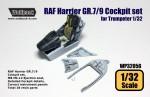 1-32-RAF-Harrier-GR-7-9-Cockpit-set-for-Trumpeter