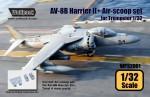 1-32-AV-8B-Harrier-II+-Correct-Airscoop-set-for-Trumpeter