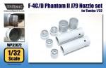 1-32-F-4C-D-Phantom-II-J79-Engine-Nozzle-set