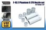 1-32-F-4E-J-Phantom-II-J79-Engine-Nozzle-set