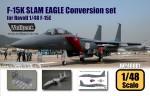 RARE-1-48-F-15K-SLAM-Eagle-Conversion-set-include-Decal-SALE