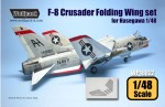 1-48-F-8-Crusader-Folding-Wing-set
