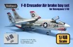 1-48-F-8-Crusader-Airbrake-bay-set-for-Hasegawa