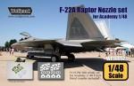 RARE-1-48-F-22A-Raptor-Nozzle-set