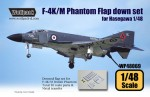 1-48-F-4K-M-British-Phantom-Hard-Wing-Flap-down-set