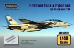 1-48-F-14-Tomcat-Fuel-tank-and-Pylon-set