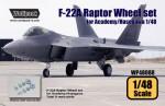 1-48-F-22A-Raptor-Wheel-set
