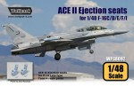 1-48-ACE-II-Ejection-seat-for-F-16-2-pcs