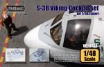 1-48-S-3B-Viking-Wing-Cockpit-set
