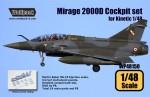 1-48-Mirage-2000D-Cockpit-set-for-Kinetic-1-48
