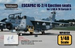 1-48-ESCAPAC-IG-2-4-Ejection-seats-for-A-7K-for-Hobbyboss-1-48