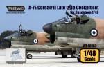1-48-A-7E-Corsair-II-Late-type-Cockpit-set-for-Hasegawa