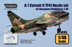 1-48-A-7-Corsair-II-TF41-Nozzle-set-for-Hasegawa-Hobbyboss