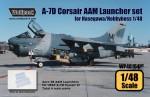 1-48-A-7D-Corsair-II-AAM-Launcher-set-for-Hasegawa-H-B