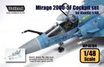 1-48-Mirage-2000-5F-Cockpit-set-for-Kinetic-1-48