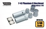 1-48-F-4J-Phantom-II-J79-Engine-Nozzle-set-for-Academy-1-48