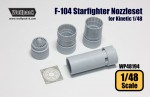 1-48-F-104-Starfighter-J79-Engine-Nozzle-set-for-Hasegawa-1-48