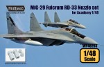 1-48-MiG-29-Fulcrum-RD-33-Engine-Nozzle-set-for-Academy-1-48